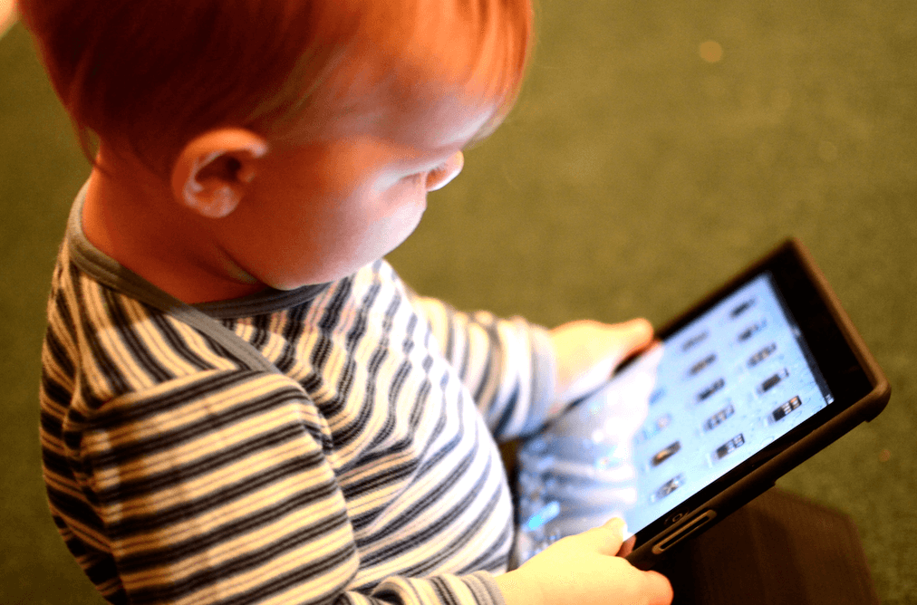 The power of the iPad in Kindergarten - The Tech Edvocate