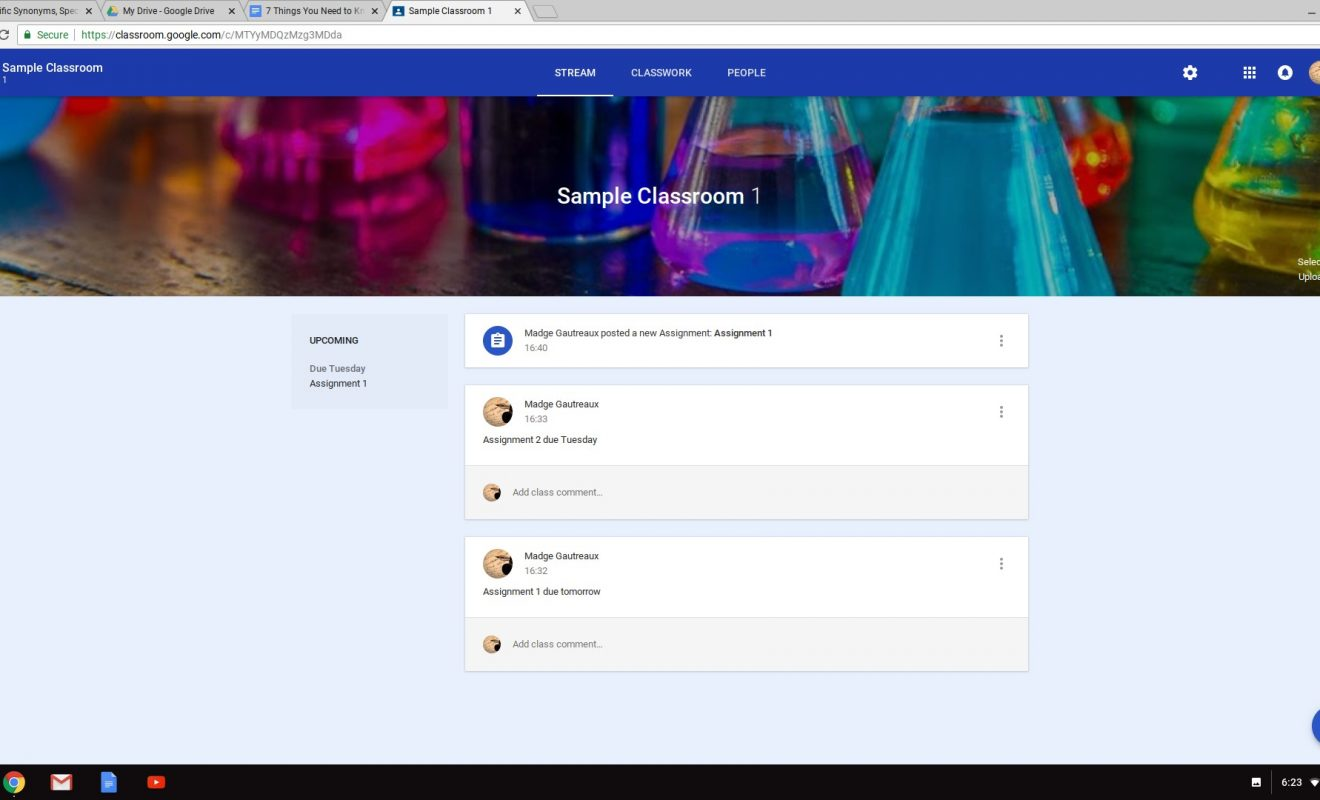 7 Things You Need to Know About the New Google Classroom
