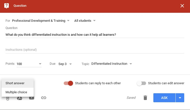 How to Use Google Classroom to Train Your Employees - The