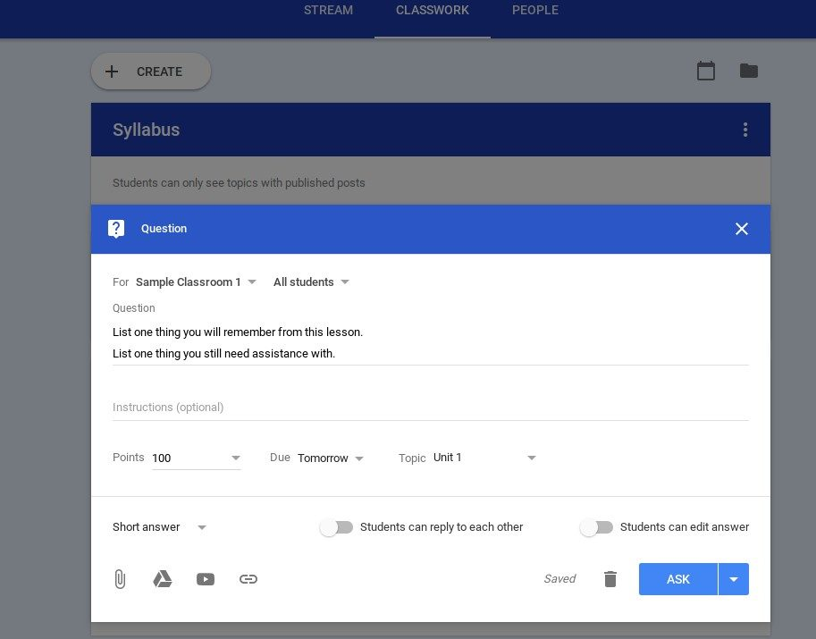 Teacher Time Savers for Google Classroom - The Tech Edvocate