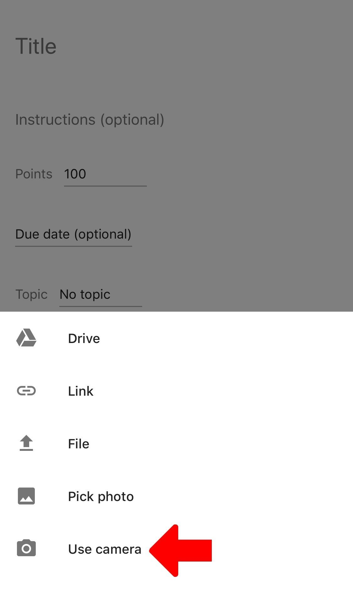How to Add Video Directions for Your Students in Google