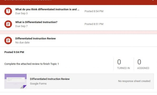 How To Use Google Classroom To Train Your Employees The Tech Edvocate