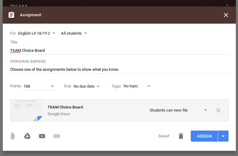 Using Google Classroom To Differentiate Instruction The Tech Edvocate