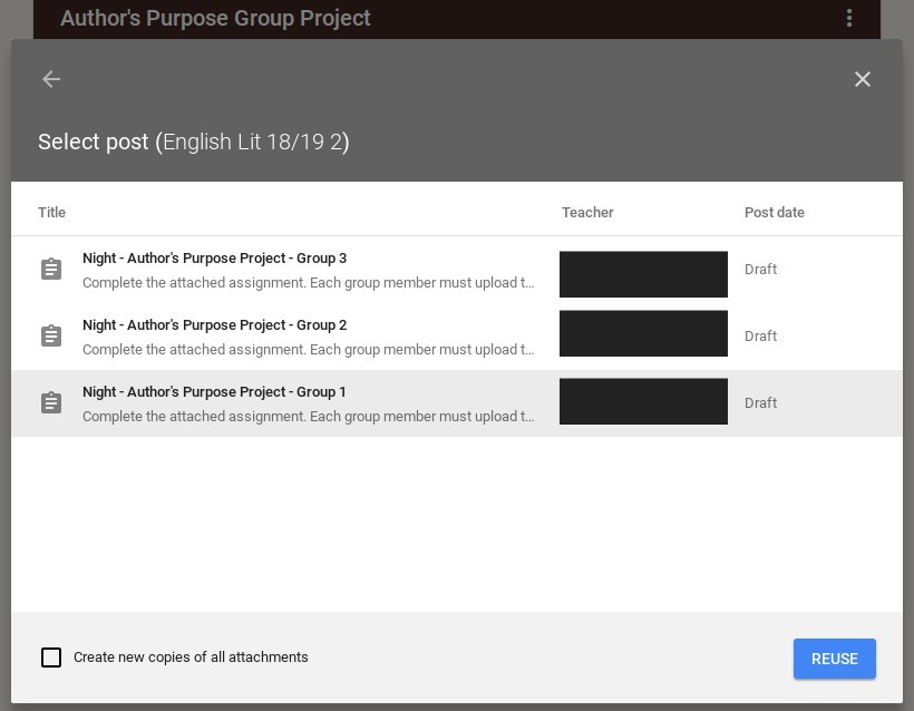 How to Manage Group Assignments in Google Classroom